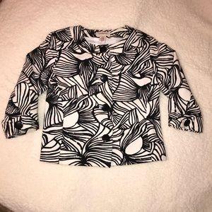 Beautiful women's print jacket Small